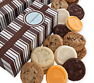 Cheryls Congrats Cookie Box - 18 Assorted Cook ies - M114409