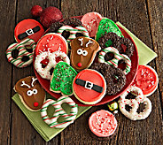 Ships 10/31 Cheryls Holiday 20 pc Cookies andPretzels - M114909
