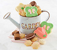 Cheryls Metal Watering Can with Treats - M115709