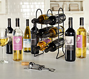 Vintage Wine Estates 12 Bottle Red and White Wine Set Auto-Delivery - M53609