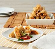 SH 11/6 Davios (60) 1 oz. Mac & Cheese or Chicken Parm Spring Rolls - M55409