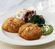 SH 12/4 Graham & Rollins  (8)5oz Crab Cakes Auto-Delivery - M56809