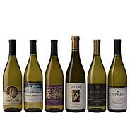 Chardonnay Sampler 6-Bottle Collection by Vinta ge Wine Estate - M117010