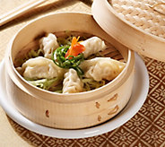 Perfect Gourmet (45) or (90) Chicken, Pork or Vegetable Potstickers - M42110