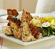 Lobster Gram (6) 5-6 oz. Split Lobster Tails with Butter - M47910