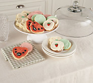Cheryls 24 Piece Summer Frosted Cookie Assortment - M50810