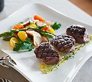 Kansas City Steak Company (16) 2 oz. Tenderloin Medallions - M51510