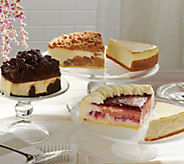 Ships 12/5 Juniors 5 lb. Cheesecake Sampler Auto-Delivery - M52110