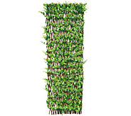 Barbara King Expandable Faux Boxwood Hedge - M52710