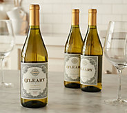 Ships 3/27 Vintage Wine Estates Kevin OLeary 3Bottle Auto-Delivery - M53810
