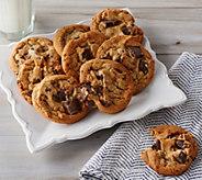 SH 11/6 Davids Cookies (24) 1.5 oz Fresh Baked Cookies - M56010