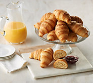 Authentic Gourmet (30) Large Butter Croissants Auto-Delivery - M57910