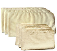 Don Asletts Ultra Plush Microfiber Towel Set Large - M115011