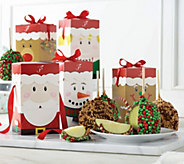 Mrs. Prindables Set of 10 Large Apples with Gift Boxes - M50111