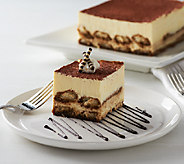 Frankie Avalons Family Recipe 2 lb. Tray of Tiramisu - M45912