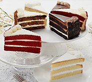Juniors 10 Holiday Layer Cake Auto-Delivery - M48112