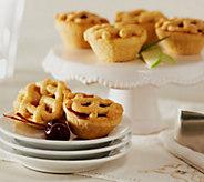 Ships 12/5 Kleine Dutch Set of 36 Dutch Fruit Mini Pies Auto-Delivery - M53312