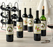 SH 11/6 Vintage Wine Estates Holiday 12 Bottle Set - M55012