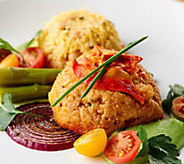 Graham & Rollins (8) 4oz Lobster Crab Cakes Auto-Delivery - M57712