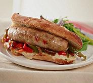 Frankie Avalons (16) 4 oz. Italian Sausages - M48713