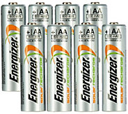 Energizer 8-pack Rechargeable Solar Batteries - M52013