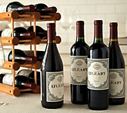 Ships 3/27 Vintage Wine Kevin OLeary 12 Bottle Set Auto-Delivery - M53813