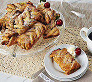 Authentic Gourmet 36 Count White Chocolate Cherry Plaits - M54213