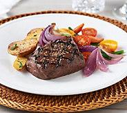SH 11/6 Rastelli Market Fresh (8) 6 oz. Black Angus Filet Mignon - M55413