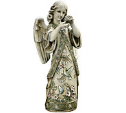 19 Angel Garden Decor Figure by Roman - M109214