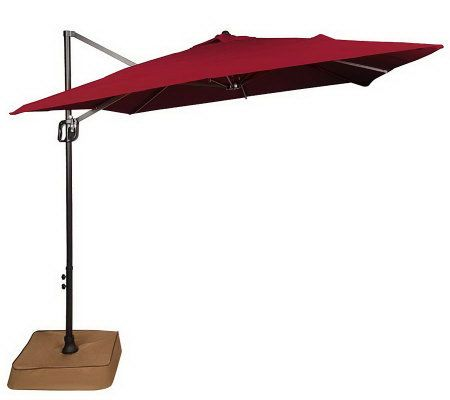 southern patio air flow 7 5 39 square offset easy tilt umbrella page 1