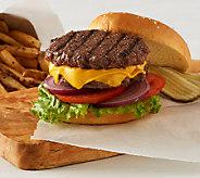 Bobby Chez (12) 5oz. Short Rib Smashed Burgers - M45114