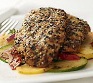 Stuffin Gourmet (20) 4oz Everything Crusted Chicken - M45314