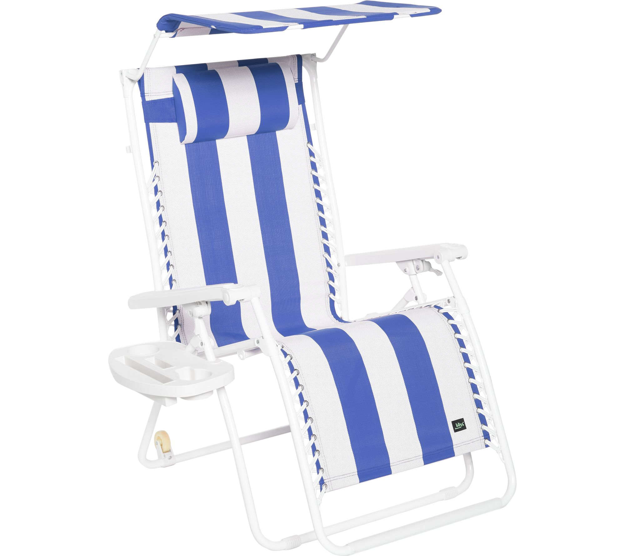 Bliss Hammocks XL Gravity Free Recliner with Canopy Tray and
