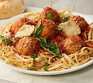 Mama Mancinis 6-lbs of Chicken Parmesan Meatballs - M58114
