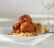 Emerils Family Size Kicked Up (18) 3.5-3.65oz Large Meatballs with Sauce - M45415
