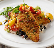 The Perfect Gourmet (15) 3.25 oz. Southwest Tilapia - M53515