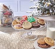 Cheryls 36-Piece Taste of Holiday Cookie Assortment - M57015