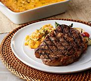 Kansas City (6) 14oz Ribeye Steaks w/ 2 lbs Mac & Cheese Auto-Delivery - M58215