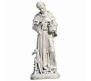 18 St. Francis Garden Decor Figure by Roman - M109216