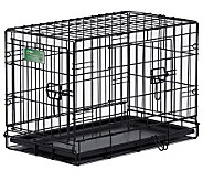 Pet Home I-Crate Double Door 30-Inch Dog Crate - M109516