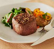 Kansas City Steak Company (4) 6 oz. Filet Mignon - M47916