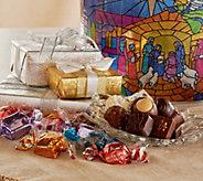 Harry London 6 lb. Angel Nativity Tin with Chocolates - M51216