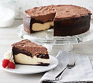SH 11/6 Valerie Bertinelli Very Best 5.5lb Chocolate Love Cake - M56016