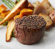 Kansas City Steak Company (4) 5-oz Filet Mignon Auto-Delivery - M57416