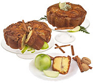 My Grandmas (2) 8 Granny Smith Apple Coffee Cakes - M102217
