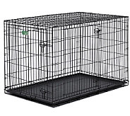 Pet Home I-Crate Double Door 36-Inch Dog Crate - M109518