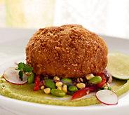 Great Gourmet (8) 8 oz. Colossal Shrimp Cakes - M51918