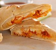 Leonettis (6) 12 oz. Buffalo Chicken or Cheesesteak Stromboli Asmt. - M53618