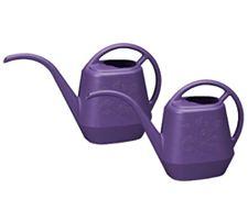 Bloem Set of 2 Aqua Rite Watering Cans, 36oz.
