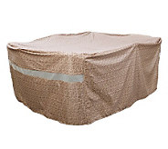 Patio Armor Oversized Outdoor Patio Furniture Cover - M28619